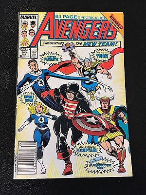 MARVEL COMICS The AVENGERS #300 with Captain America & Thor NM 9.4