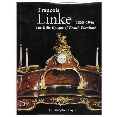 Francois Linke Book by Christopher Payne (out of print)