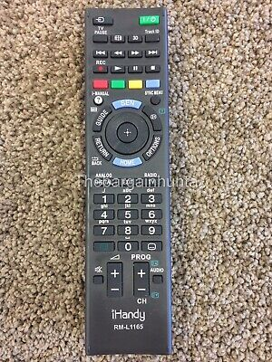 Sony Replacement TV Remote Control RM-GD030, RM-GD031, RM-GD032 BRAND NEW