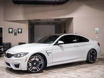 2015 BMW M4 Base Coupe 2-Door 2015 BMW M4 Coupe $75k+MSRP Executive PKG! Stunning! DCT Harman/Kardon Sound WOW