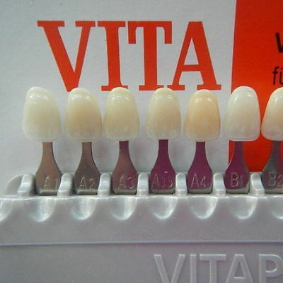 16ColorHigh Quality Dental Equipment Teeth Whiting Porcelain VITA Pan Classical