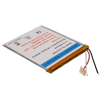 Replacement Internal Li-ion Battery 900mAh 3.7V for Apple iPod Touch 1st Gen HQ