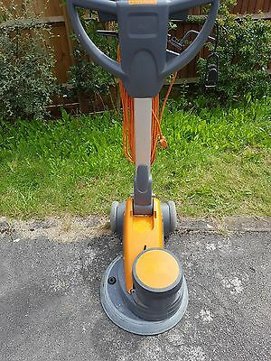 taski floor polisher/scrubber 15'' (water handle broken)