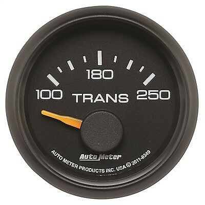 AutoMeter 8349 Chevy Factory Match Electric Transmission Temperature Gauge