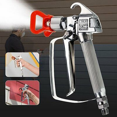 3600PSI Pressure Airless Paint Spray Gun Guard For Graco TItan Wagner SprayersIR