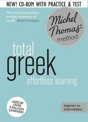 Total Greek Foundation Course: Learn Greek with the Michel Thomas Method ...