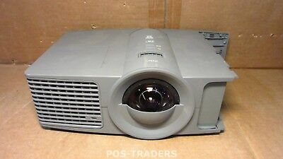 SMART UF65W SHORT THROW Projector Beamer DLP WXGA 2000 LUMENS EXCL REMOTE