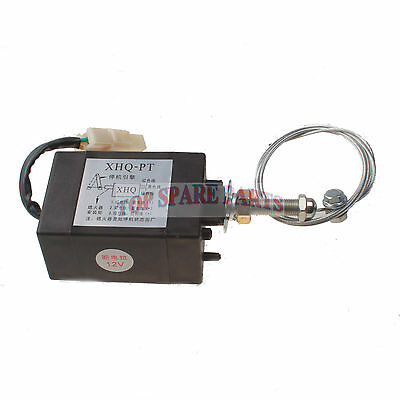 Diesel Engine Flame Out Device engine stop solenoid XHQ-PT 12V  XHQPT12