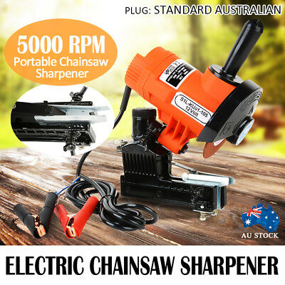 12 Volt Chainsaw Sharpener Swarts Tools Chain Saw Electric Grinder File Pro Tool