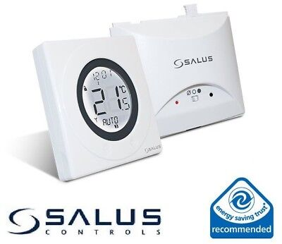 Salus ST620WBC Wireless Programmable Room Thermostat Worcester Greenstar Boiler
