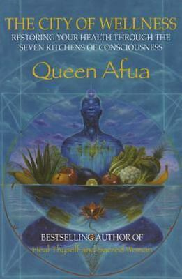 The City of Wellness by Queen Afua Paperback Book (English)