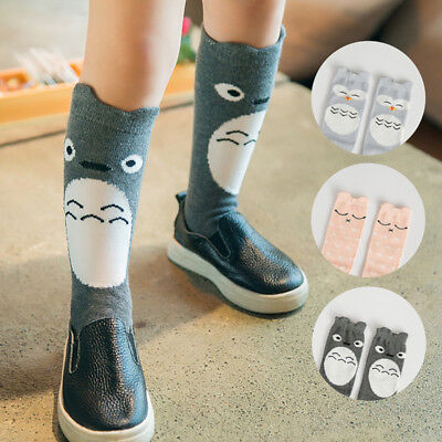 Kids & New Born Babys 0-6Years Socks Cotton Leg Warmer Socks Cartoon Boys Gilrs