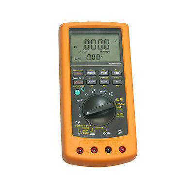 H787/F787 Professionals Calibrator Multimeter Loop Process T-RMS DMM 1000V