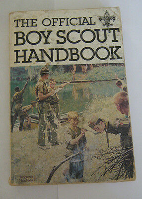 Boy Scouts of America The Official Boy Scout Handbook 1979