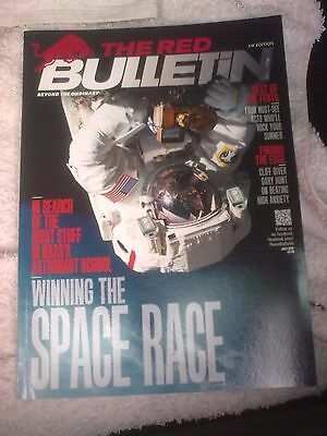 The Red Bulletin - Red Bull Magazine JUly 2017-MINT CONDITION-NASA