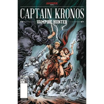 HAMMER FILMS - CAPTAIN KRONOS COMIC #1 (Cover C)