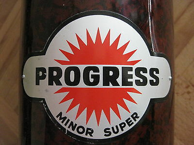 Progress Staubsauger Minor Super Baujahr 1954 OVP Matching Number