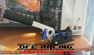 leva freno a mano idraulico racing drift tuning colore blu HYDRAULIC HAND BRAK