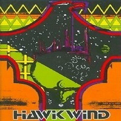 Hawkwind: Night Of The Hawks - DVD - Color Ntsc - **Excellent Condition** - RARE