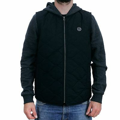 Volcom Buster Puffer Jacket Black Coat Skate Surf Snow New BNWT Free Delivery