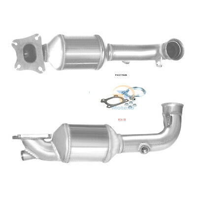 BM91784H Exhaust Catalytic Converter PEUGEOT 108 1.2i 12v (EB2(HMT) 5/14-