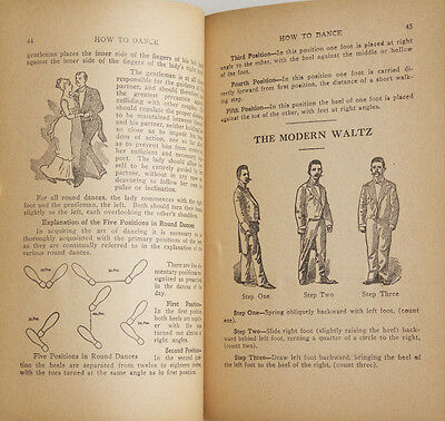 PAYNE, Jack. How To Dance: Most complete instructions, (with illustrations)...