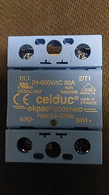 SO967460 Celduc Solid State Relay 90 A