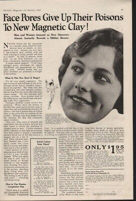 1922 Domino Clay Skin Beauty Care Cosmetic Make Up Sexy14421