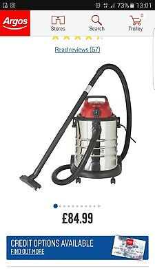 einhell wet and dry hoover brand new
