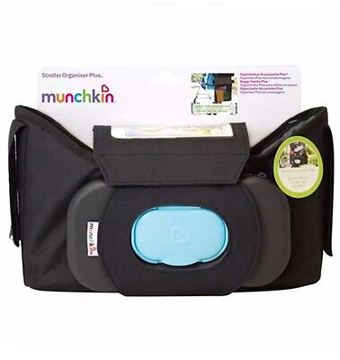 Munchkin Stroller Pushchair Organiser Brand New With Tags - Free Postage
