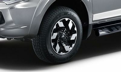 New 2015 Mitsubishi Triton Exceed Alloy Wheels Set Of 4