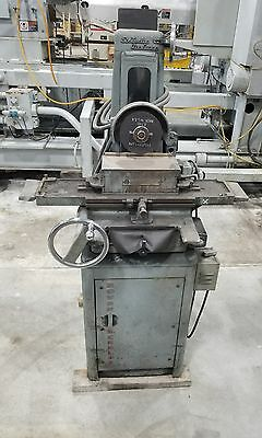 """Boyar Schultz 6""""x12"""" Surface Grinder 3 phase """"SHIPPING AVAILABLE"""" #2303SR"""