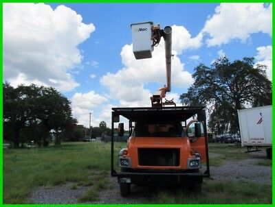 06 GMC C7500 forestry truck  with bucket and dump NO RESERVE