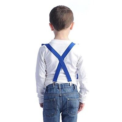 Fun and Function Kids Weighted Suspenders, Fully Adjustable Weighted Vest