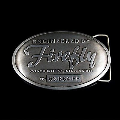 Belt Buckle - Engineered by Firefly Toys Licensed ffy-0205