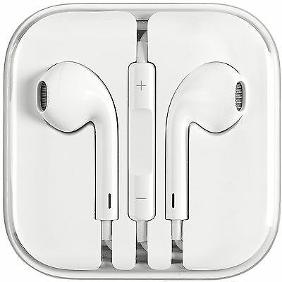 New Earphones for OEM Original iPhone 4 5 6 6S Plus SE Android w/ Remote & Mic