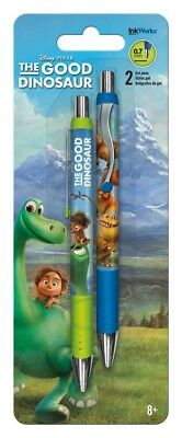 Gel Pen - Disney - The Good Dinosaur - 2pk New Toys Gifts Stationery iw0088