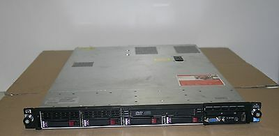 HP DL360 G7 Server 2 x Xeon 6 Core 2.53Ghz E5649 16GB Ram 4x 146GB P410i Rails