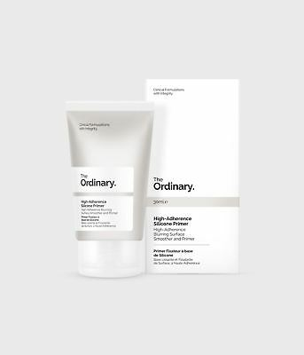 THE ORDINARY High-Adherence Silicone Primer 30ml 1oz
