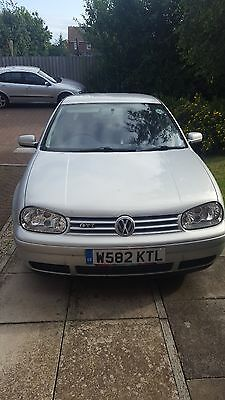 vw golf mk4 gti for spares or repairs