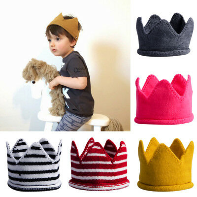 AU Stock Boy Girls Child Newborn Baby Toddler Kids Cotton Cute Hat Beanie Cap