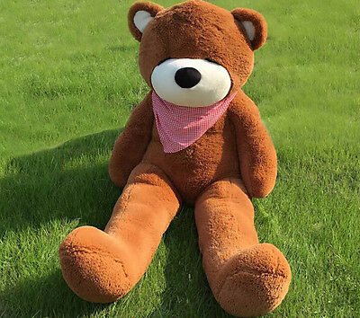 Joyfay 71'' Big Giant Teddy Bear Sleepy Stuffed Plush Toy Birthday Gift