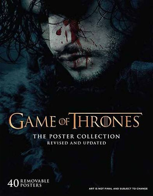 Game Of Thrones: The Poster Col  Ac Nuevo