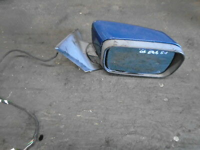 DOOR WING MIRROR COVER CAP DRIVERS SIDE RIGHT For BMW E46 98-05 SALOON ESTATE