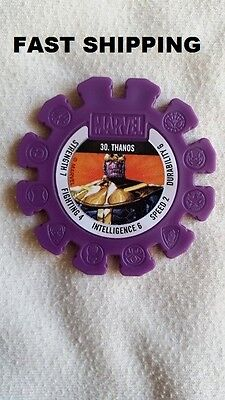 Woolworths Woolies Marvel Heroes Collectable Super Disc Number : #30 THANOS