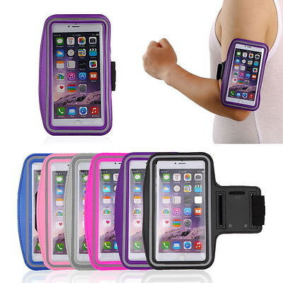 Premium Running Jogging Sports GYM Armband Cover Holder for iPhone 6/6 Plus G#