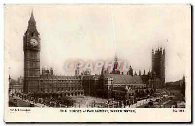 CPA The Houses of Parliment Westminster London