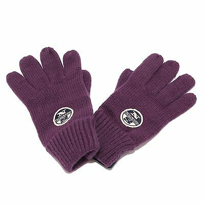 4908T guanti bimba NORTH SAILS viola scuro gloves kid unisex