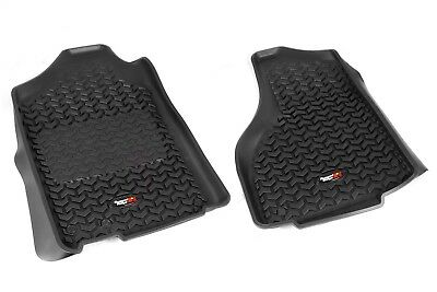 Rugged Ridge 82903.05 Rugged Ridge 82903.05 All Terrain Floor Liner Fits 12-17 1