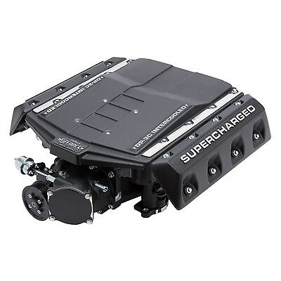 Edelbrock 1586 E-Force Street Legal Supercharger Kit Fits 15 Mustang